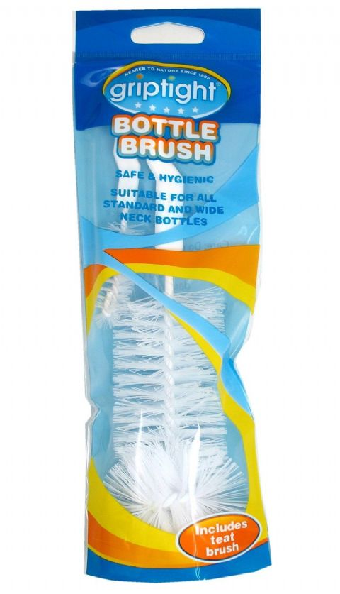 Griptight - Bottle and Teat Brushes